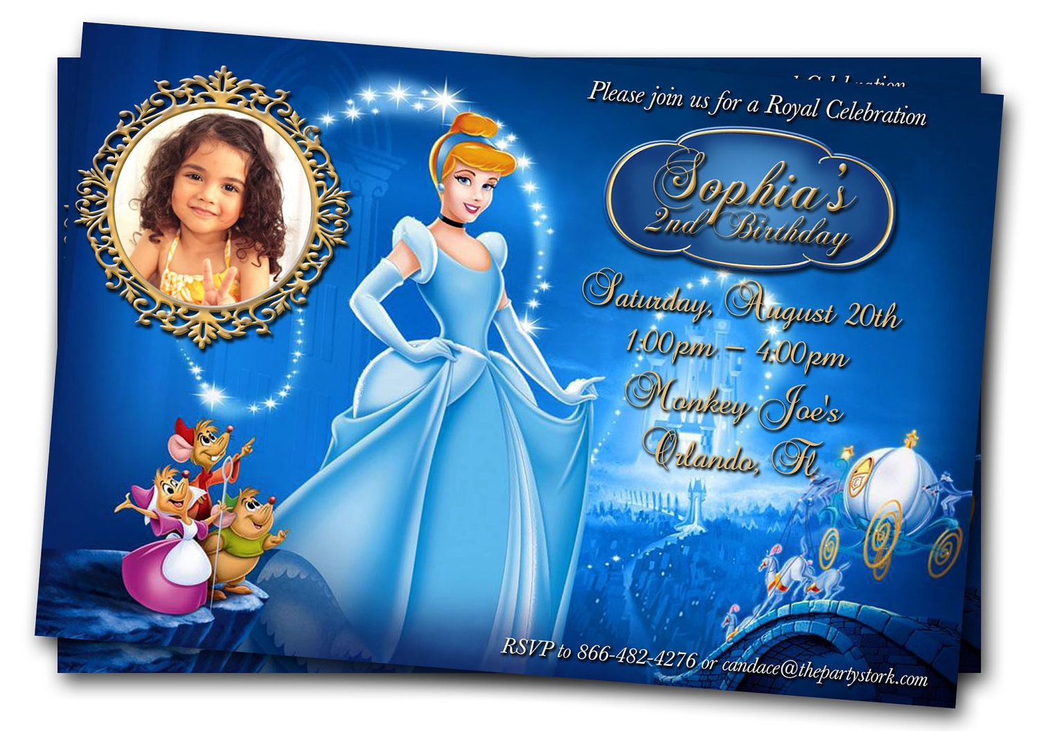 disney princess party invitation templates%0A polite 2 week notice letter