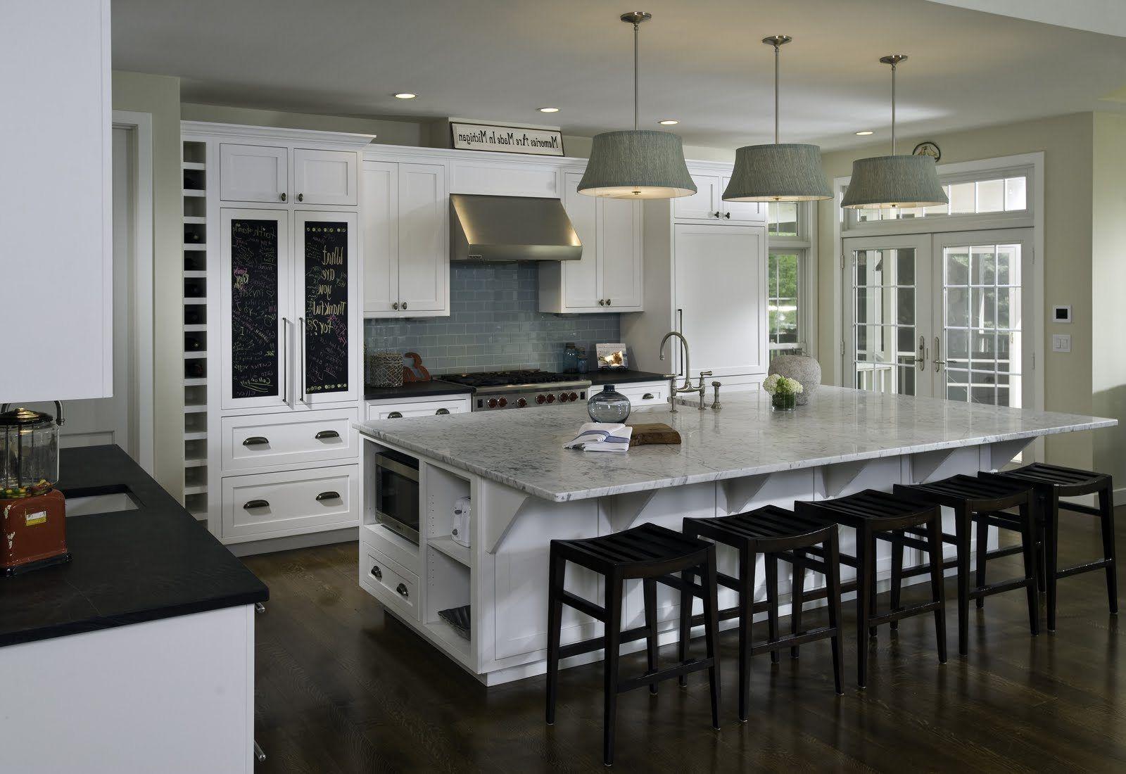 Resultado De Imagem Para Kitchen Island Ideas With Seating And Stove Modern White Kitchen Island Kitchen Island With Sink Kitchen Design