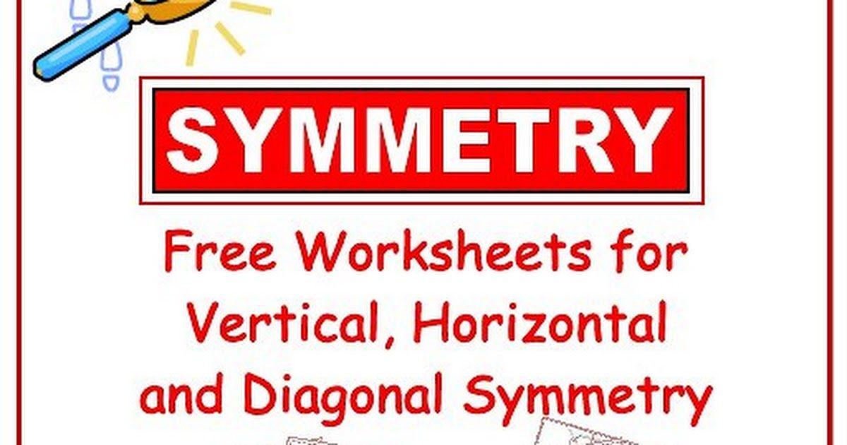 Free Symmetry Worksheets by Nylas Crafty Teaching.pdf | geometry ...