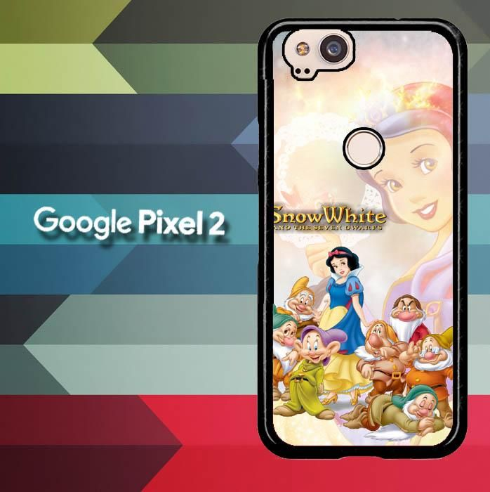 Disney's Snow White X3667 Google Pixel 2 Case