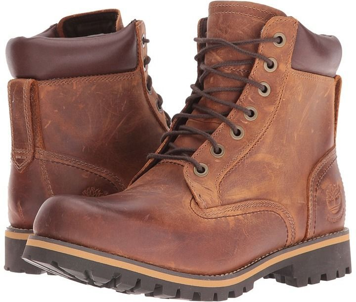 Timberland Earthkeepers Rugged 6 Boot Men's Lace up Boots