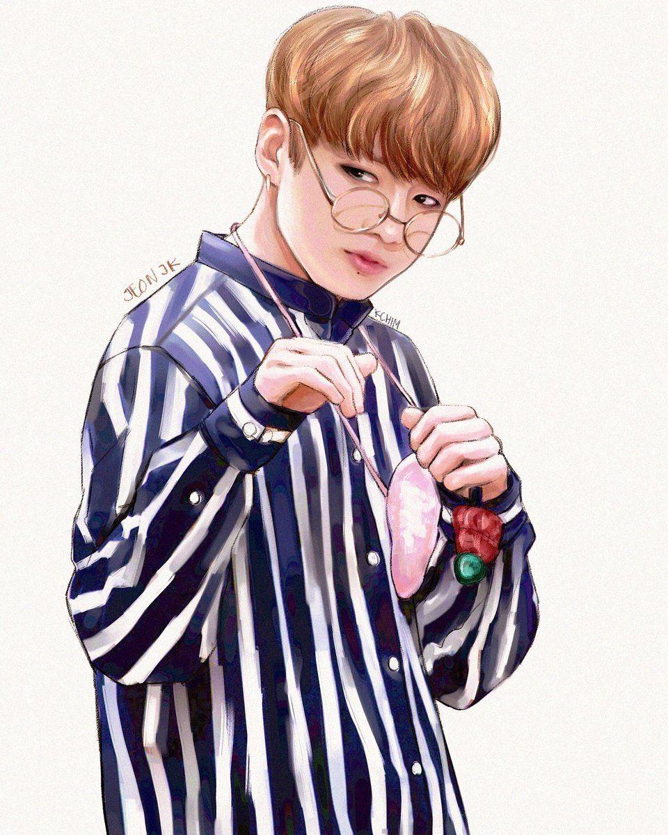 담아간 이미지 Kpop Fanart Pinterest BTS, Fanart and Kpop