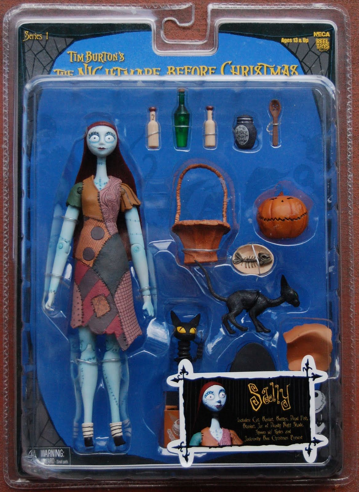 The Nightmare Before Christmas Action Figures Google