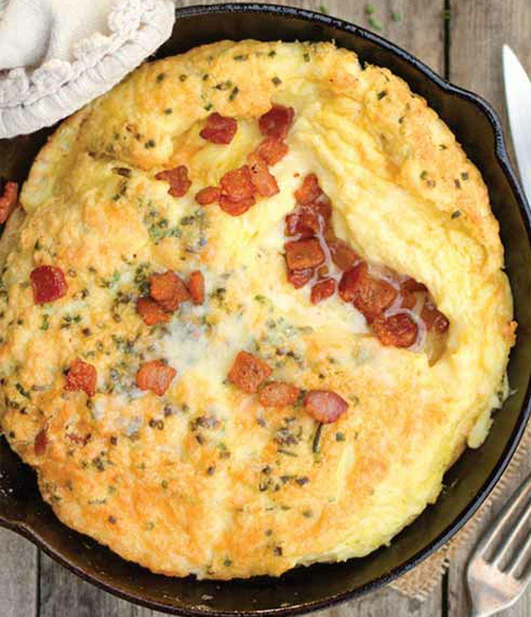 Quiche Lorraine Dutch Baby Recipe | Baby food recipes ...