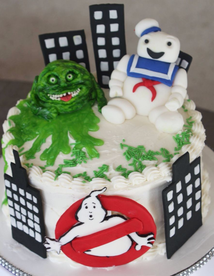 Strange Pin By Jacky Maleno On Cakes Ghostbusters Cake Ghostbusters Funny Birthday Cards Online Inifodamsfinfo