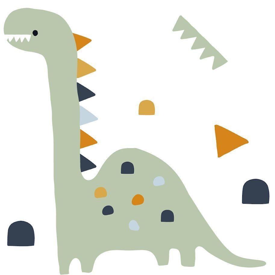Fin Poppy Dinosaur Kids Illustration Animal Illustration Kids
