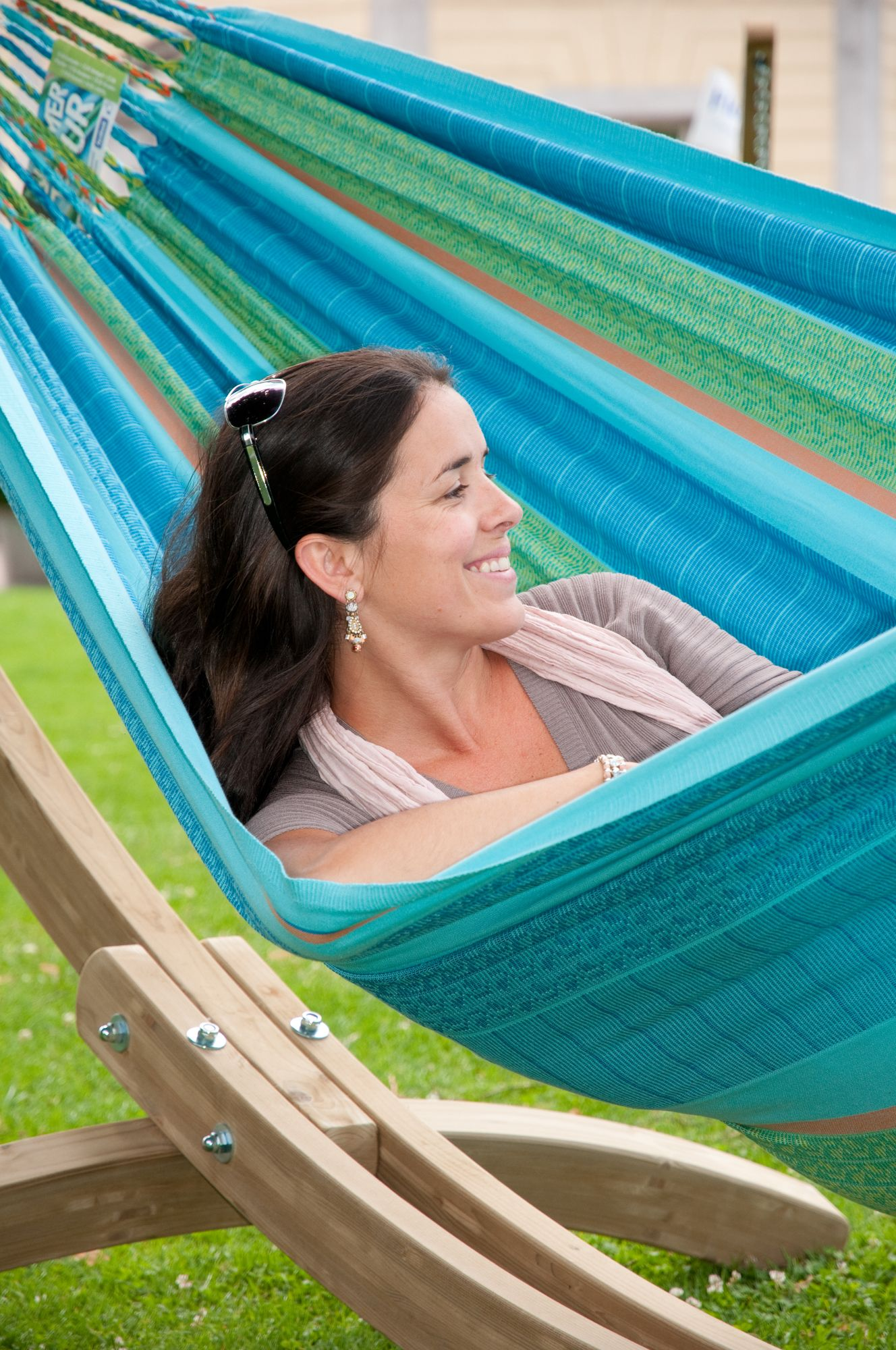 teal hammock universe hammocks products shrunk canada colombian double