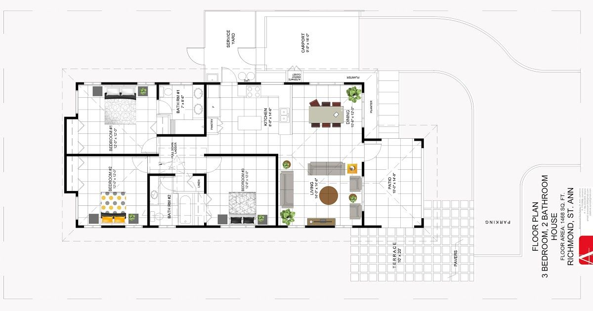Cottage House Plan Second Floor 080d 0011 House Plans And More House Plans Designs Jamaica See Description Modern H Floor Plans Unique Floor Plans House Plans