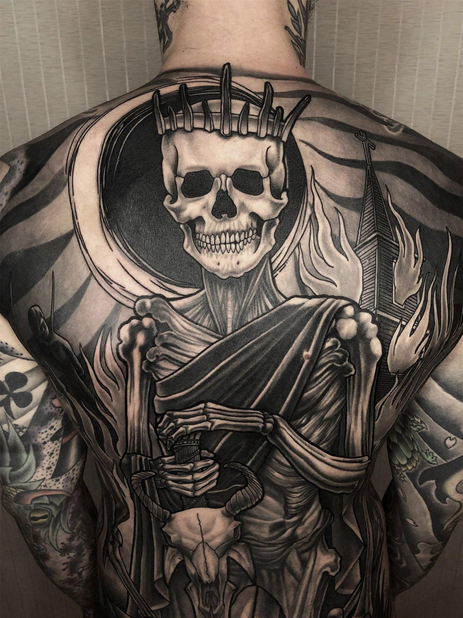 Tattoo mann brust 110 Beste