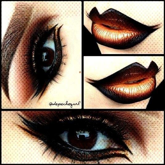 ) Lips - @feyoshecosmetics