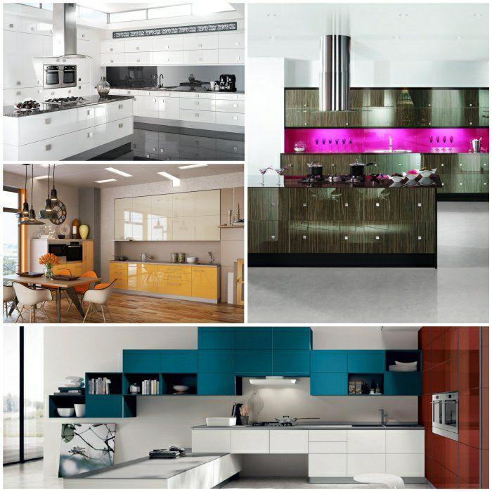 kuecheneinrichtung ideen farbgestaltung kueche einrichtungstipps k che pinterest. Black Bedroom Furniture Sets. Home Design Ideas