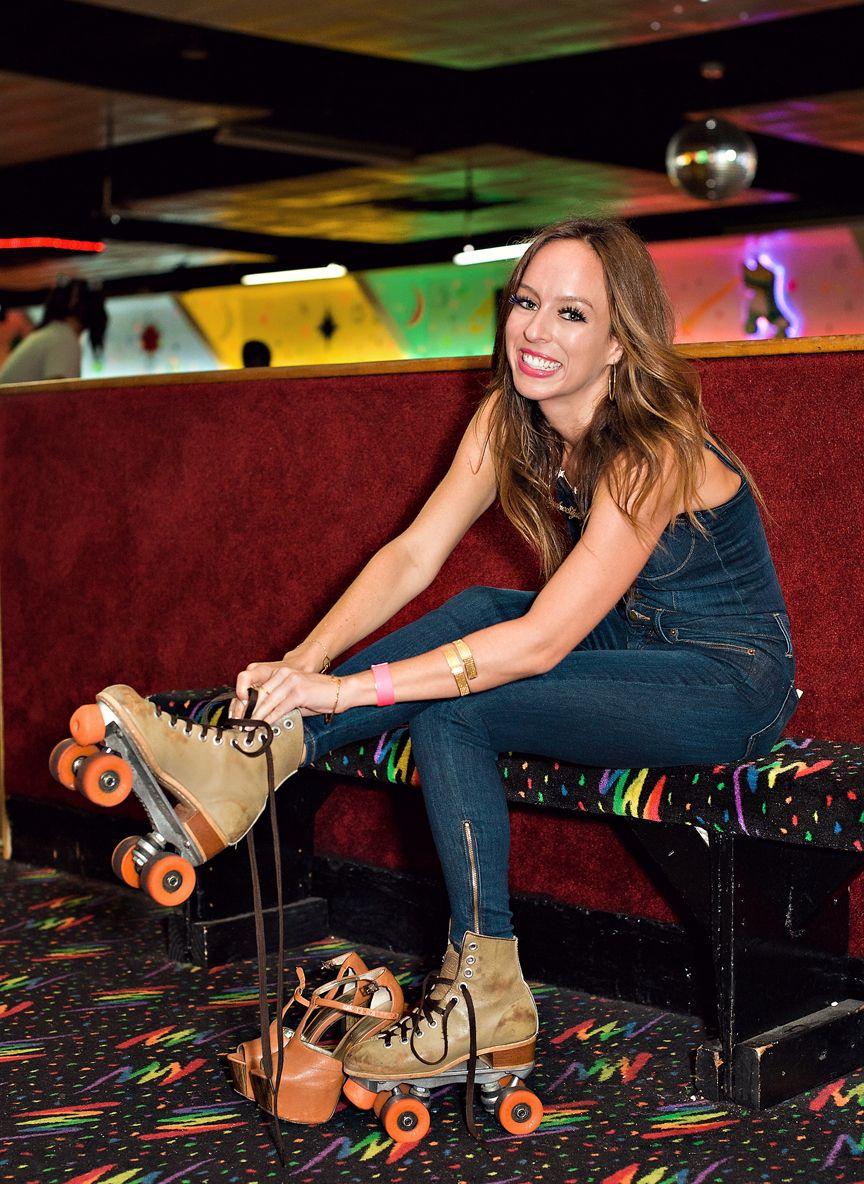 Roller skates in the 70s - Rollers The Scene 70s Skate Night