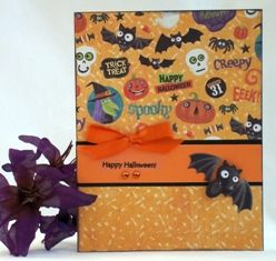 pictures of handmade halloween cards yahoo search results - Handmade Halloween Cards Pinterest