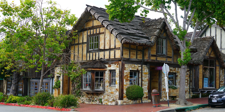 See Fairytale Houses In Carmel California In 2020