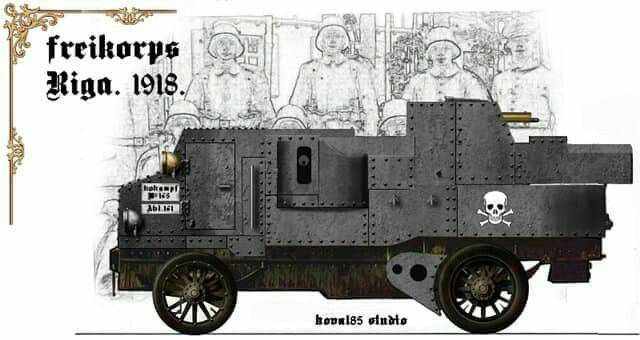 Pin By Ricardo On Garford Putilov With Images Military History Armored Vehicles Armor