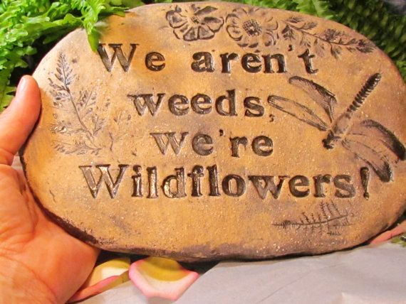 Words For The Organic Gardener Whimsical Quote We By