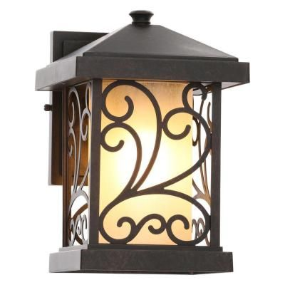 Progress Lighting Outdoor Wall Sconce Progress lighting cypress collection wall mount outdoor 1 light progress lighting cypress collection wall mount outdoor 1 light forged bronze lantern p5930 workwithnaturefo