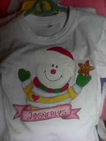 Franelas Pintadas A Mano Alzada Con Motivo De Navidad Mens Tops Mens Tshirts Mens Graphic Tshirt