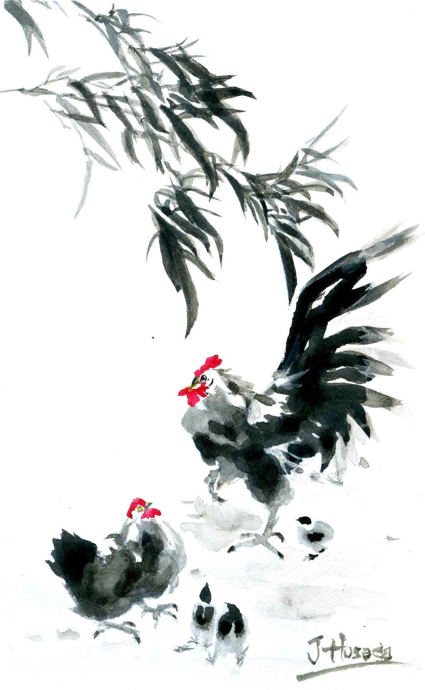 Chinese zodiac   Year of the Rooster (2005, 1993, 1981, 1969