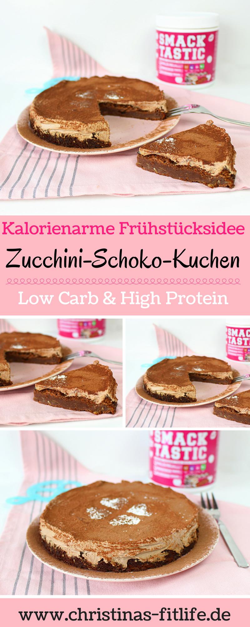 ᐅ Zucchini Schoko Kuchen ᐅ Low Carb High Protein Low Carb High Protein Kuchen Gesunde Desserts