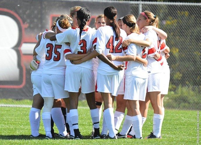 The Mansfield University Women S Soccer Team Has Earned National Soccer Coaches Association Of America Nscaa Women S Soccer Team Soccer Coaching Womens Soccer