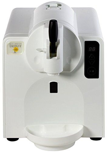 1.05 qt Automatic Soft Serve Ice Cream Maker (Countertop ...