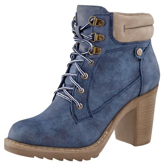 5a891129 PROKENNEX - ID-148562 - 620 Bs Botines Timberland Mujer, Botines Casual,  Botas