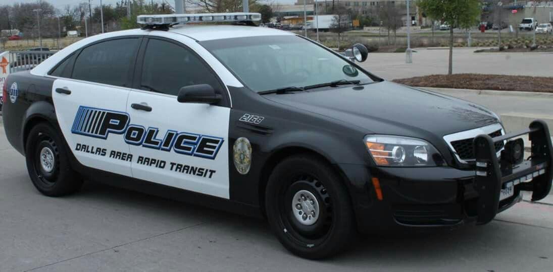 Dallas Area Rapid Transit (TX) Police 2166 Chevy Caprice
