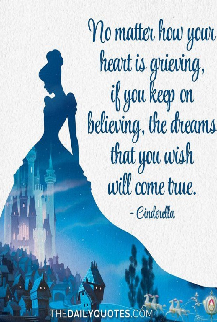 Cinderella Quotes Simple Top Disney Quotes That Will Uplift You  Disney Quotes