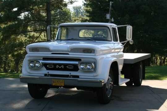 Gmc 1960 V 6 1 Gmc Gmc Trucks Suv