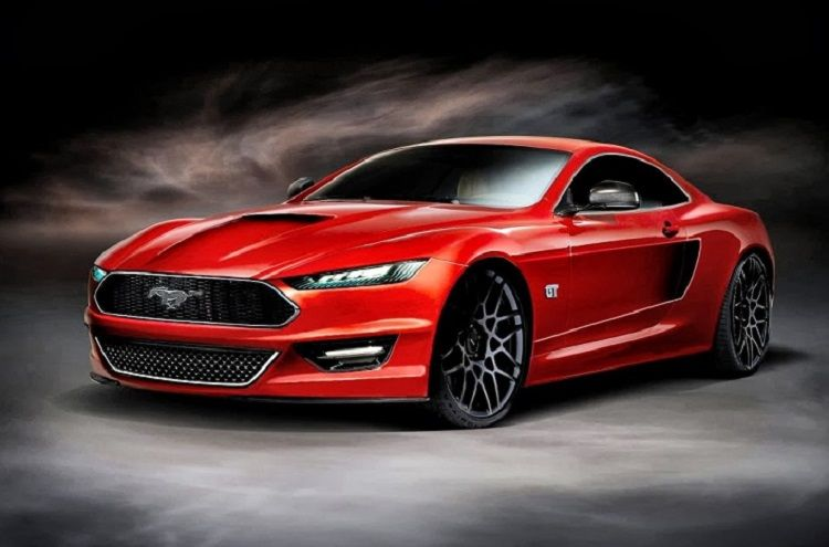 2017 Mustang Mach 1 Redesign Http Www Autocarkr