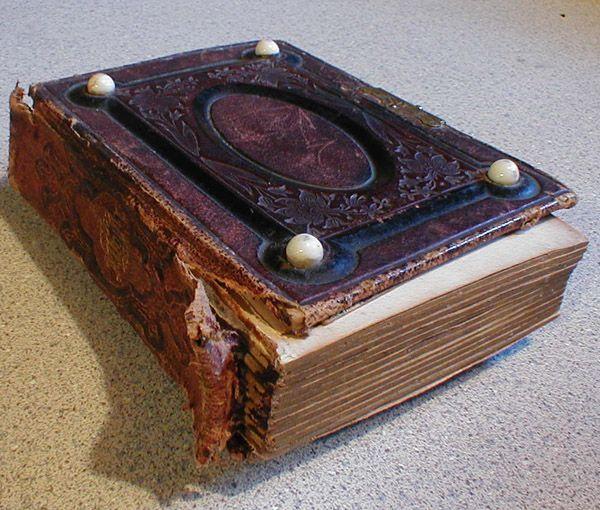 Book Repair, Book Binding Diy, Book Making