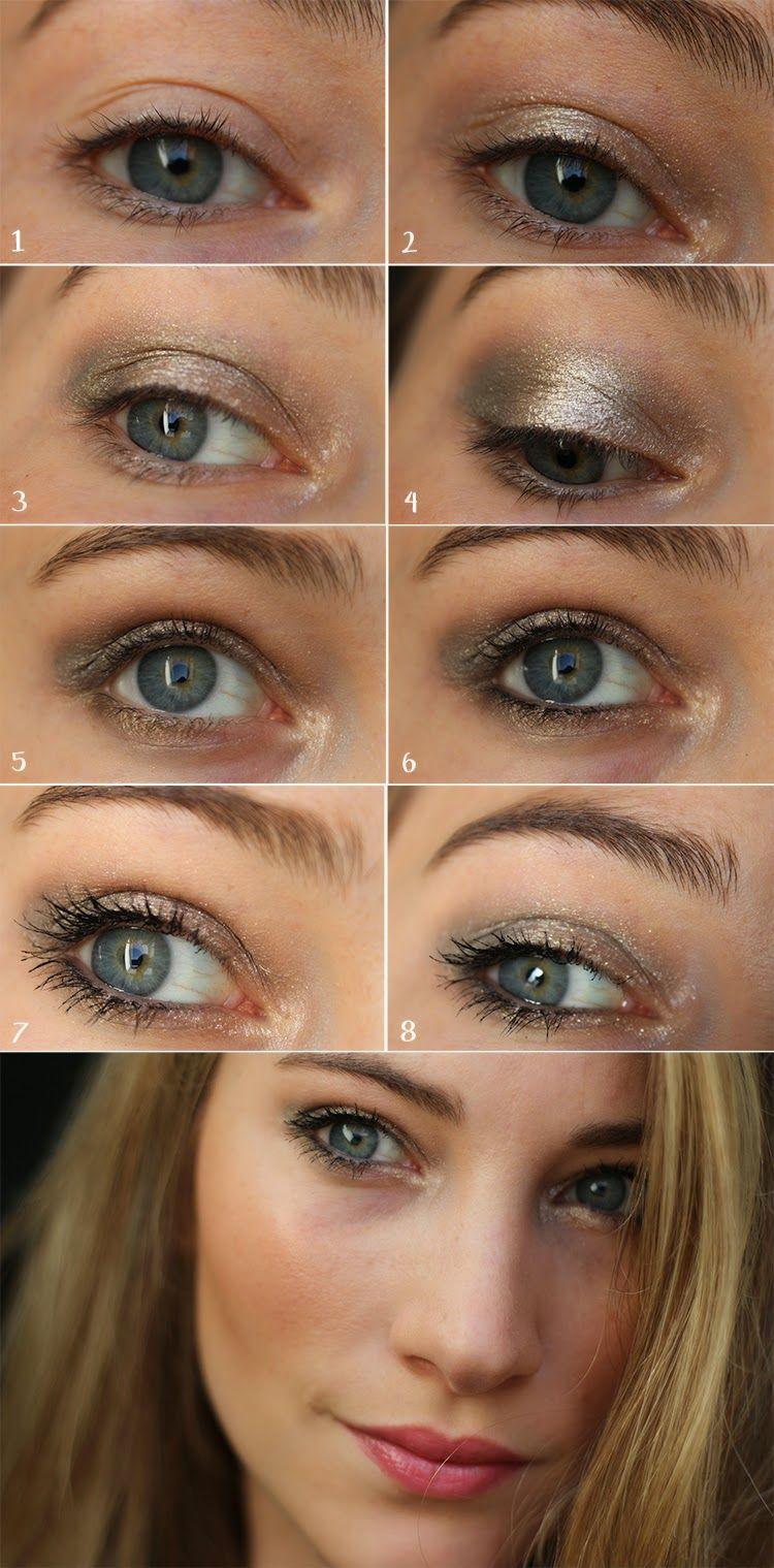 tuto kaki bourjois eyes make up maquillage beauty lumineux tiboudnez make up. Black Bedroom Furniture Sets. Home Design Ideas