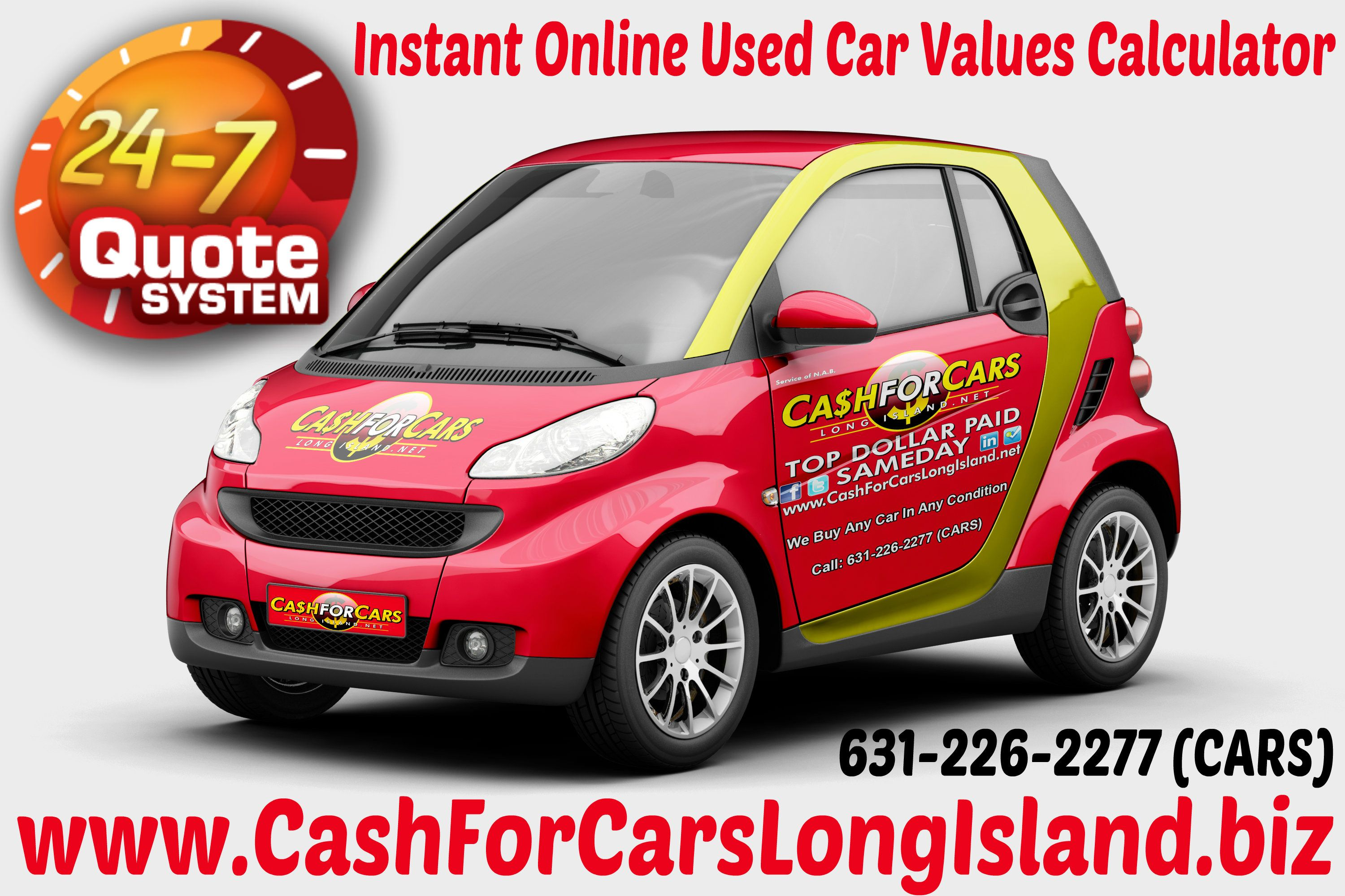Instant Online Used Car Values Calculator, Easy To Use - Get Your ...