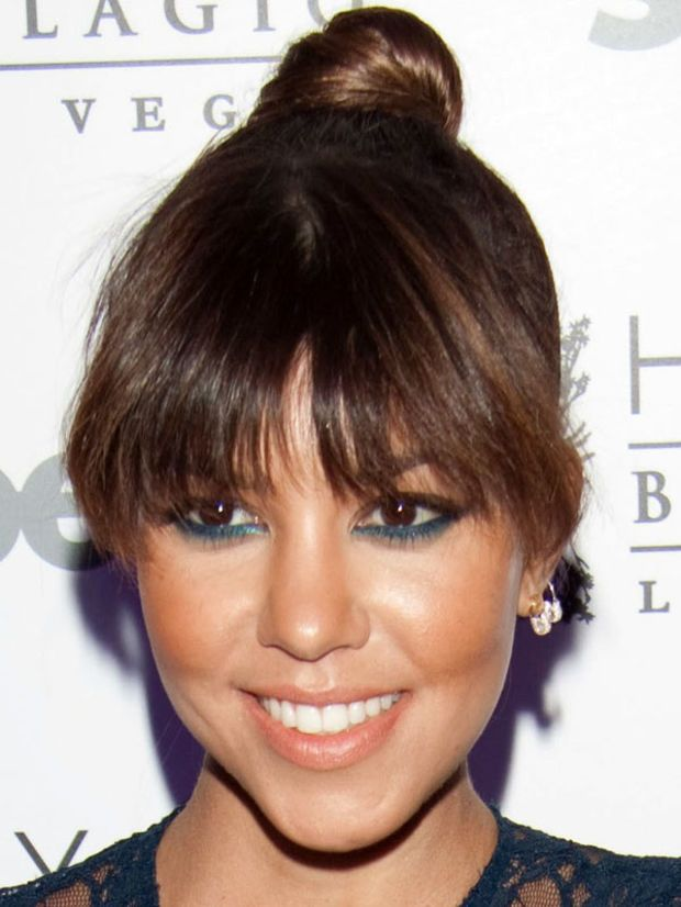 The Best And Worst Bangs For Heart Shaped Faces Hair Bangs