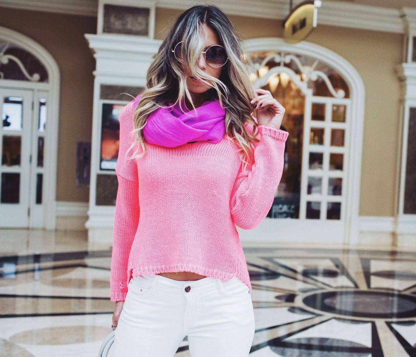 Las Vegas - Os vestidos e blusas de trico da Benes - Blog de Moda ...