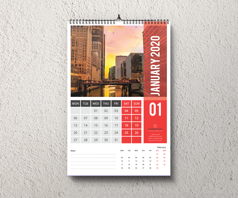 Wall Calendar 2021 | Wall calendar design, Creative calendar