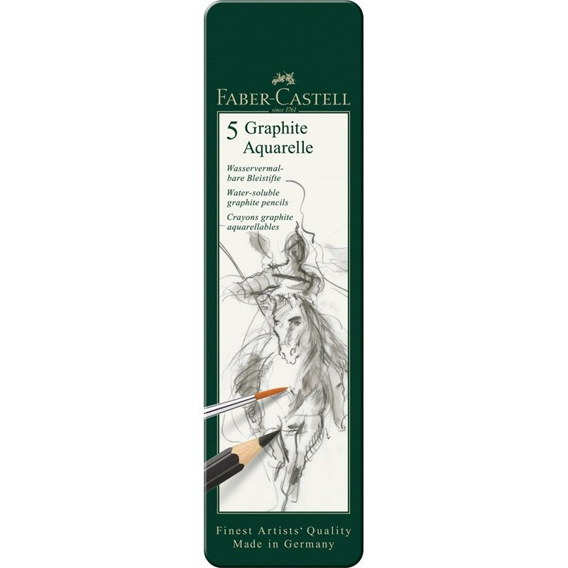 Faber Castell Graphite Aquarelle Iceland From Ogilvyone Hong
