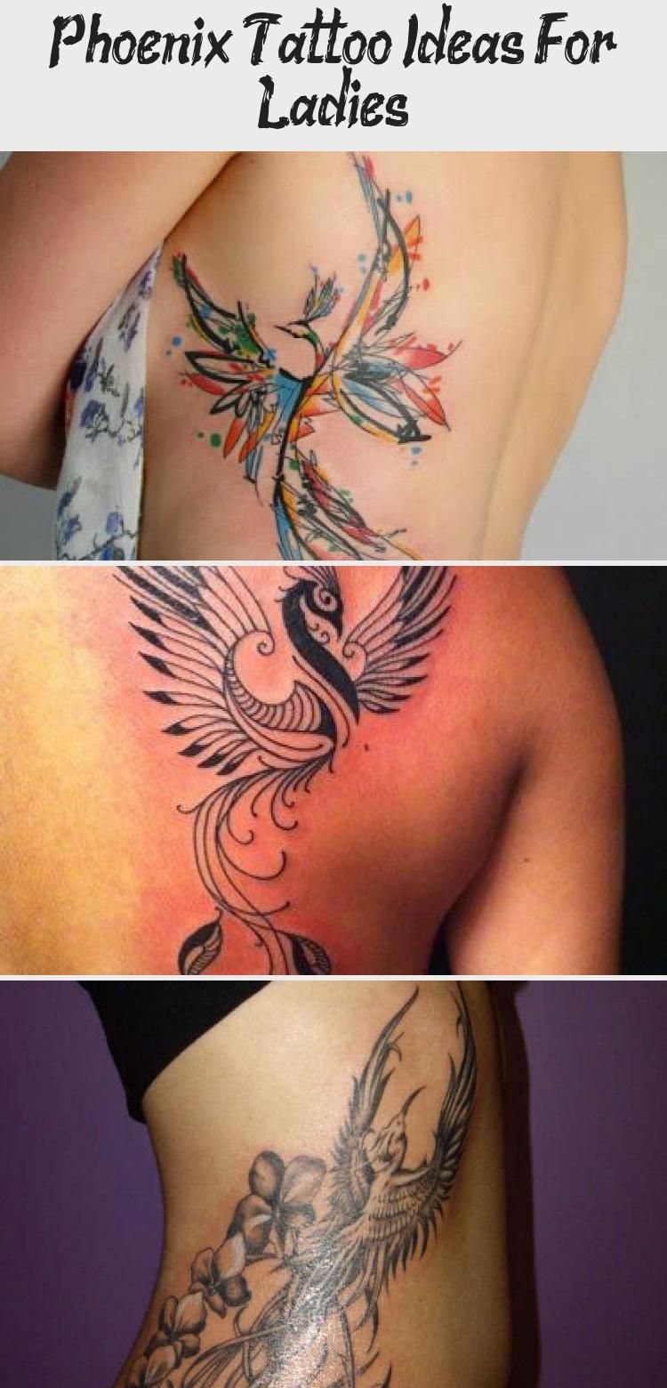 Photo of Phoenix Tattoo Ideas For Ladies – Best Tattoos