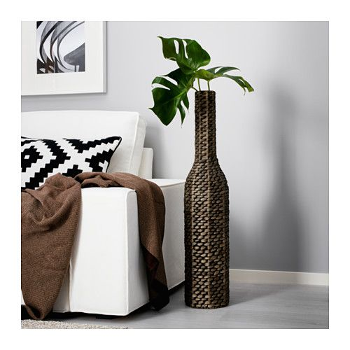 druvfl der d coration vase jacinthe d 39 eau gris ikea et d corations. Black Bedroom Furniture Sets. Home Design Ideas