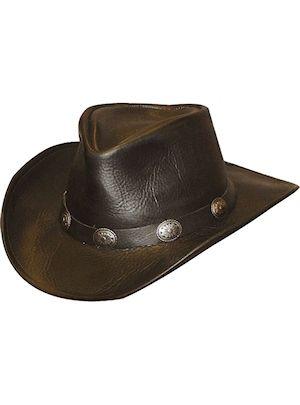da4a6b0fea4 Men s Hats Leather Hats