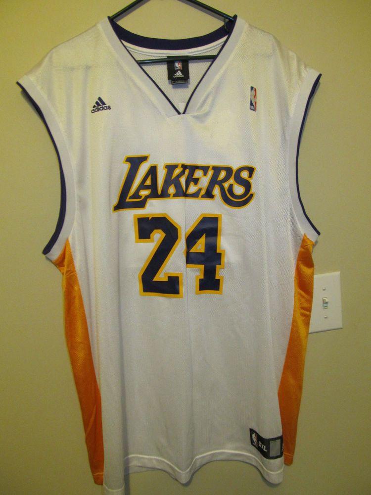 487dd0a72e9 Kobe Bryant - Los Angeles Lakers Jersey - Adidas Adult in Sports Mem