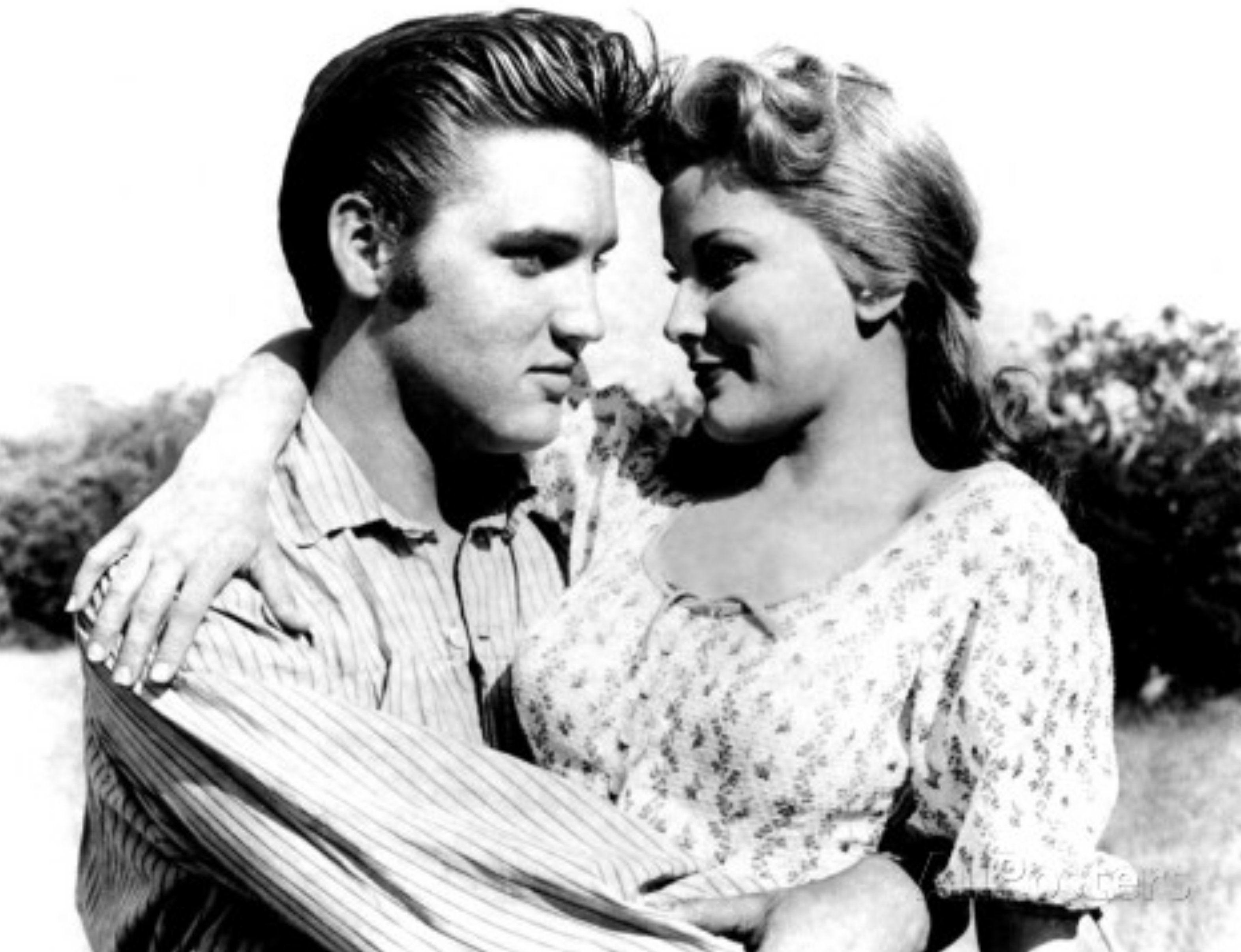 Elvis Love Me Tender