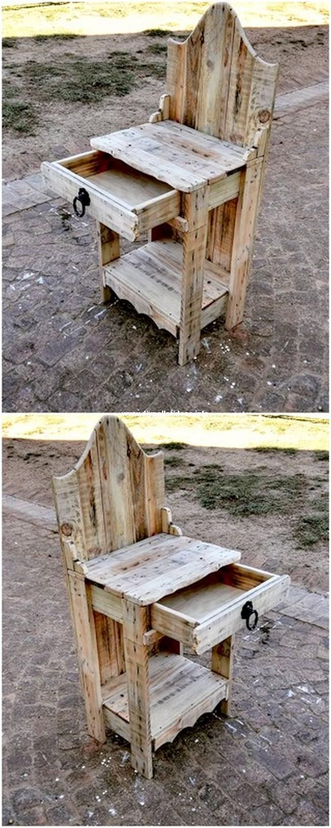 50 Amazing Creations of Pallets Wood At Home | Wood ...
