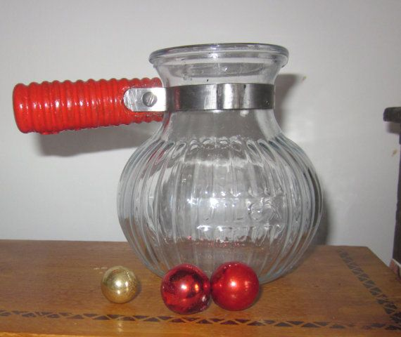 single serve silex glass coffeemaker by angelinabella on Etsy