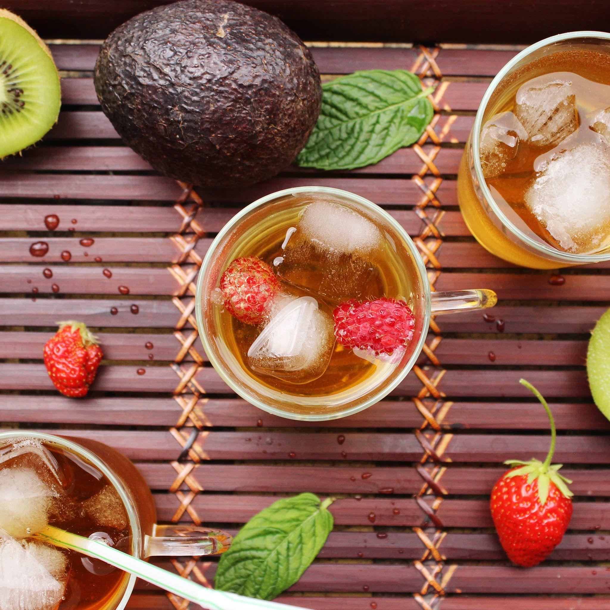 Rafraîchissez votre été avec ces élégantes tasses à thé.