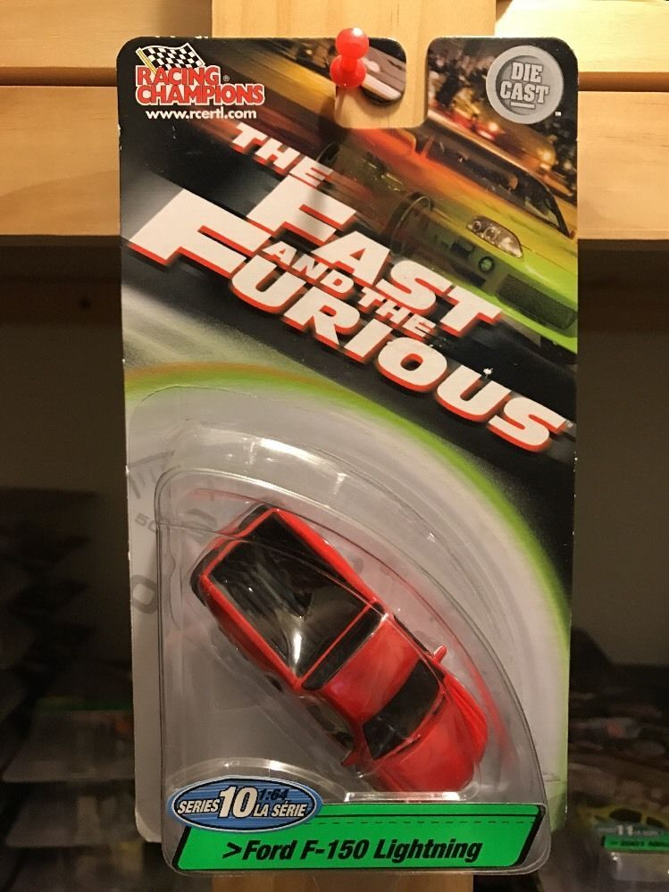 1 64 Racing Champions Fast Amp Furious Series 10 1999 Ford F