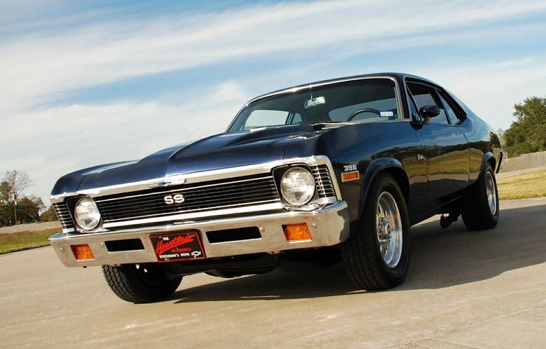 super sport chevrolet The Last of the Good Years