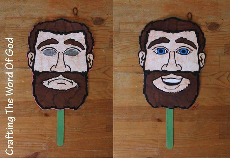 paul learned to love jesus craft ideas