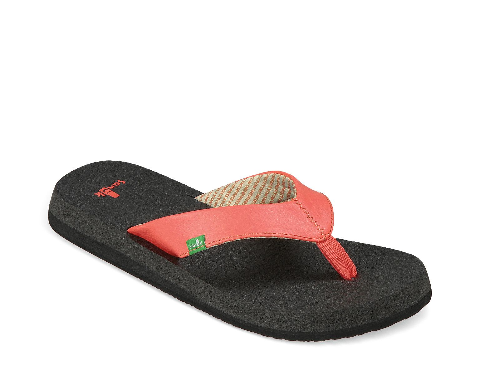SANUK- Women's Yoga Mat Sandal Watermelon